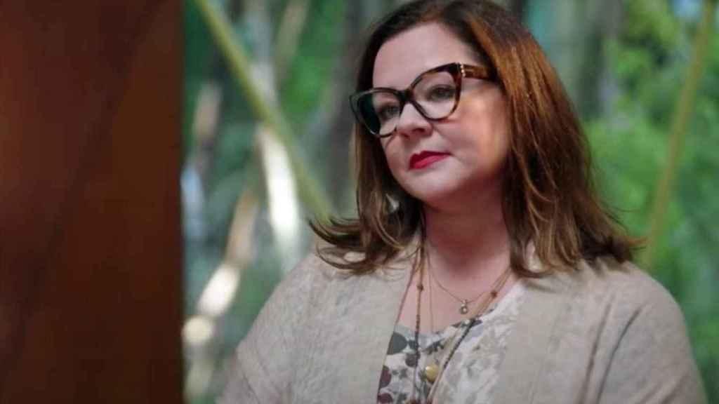 Melissa McCarthy en 'Nine Perfect Strangers'