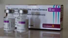 Viales de la vacuna de AstraZeneca contra la Covid-19.