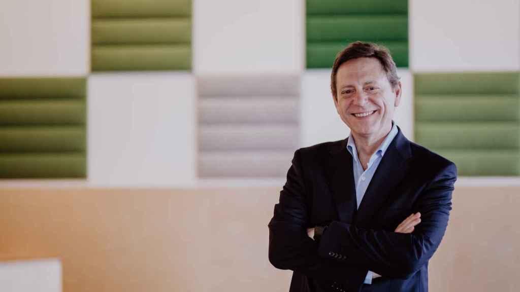El director general de la división Crop Science de Bayer, Protasio Rodríguez.
