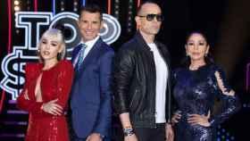 Mediaset ha retirado 'Top Star' de los viernes tras sus discretas cifras.