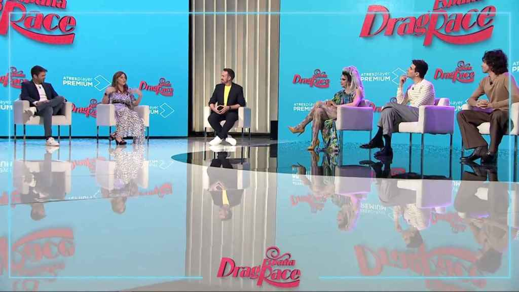 Atresmedia ha presentado este lunes 'Drag Race España'.