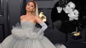 Ariana Grande y Dalton Gomez se han dado el 'Sí, quiero' en Los Ángeles.