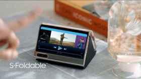 Prototipo de móvil de Samsung