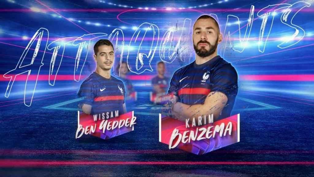 Karim Benzema, convocado con la selección francesa de fútbol para la Eurocopa 2020