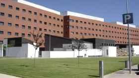 Hospital de Ciudad Real. Imagen de archivo