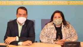 Anastasio Arevalillo y Ester Martínez
