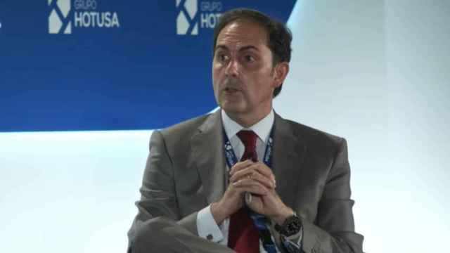 Javier Sánchez-Prieto, presidente y CEO de Iberia.