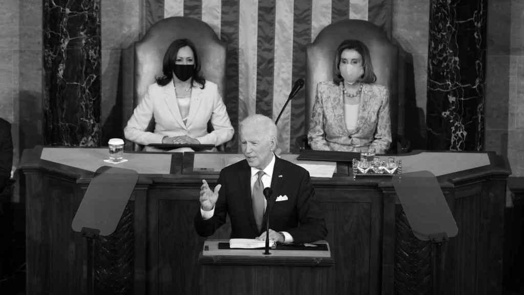La ambición de Biden de ser un presidente histórico