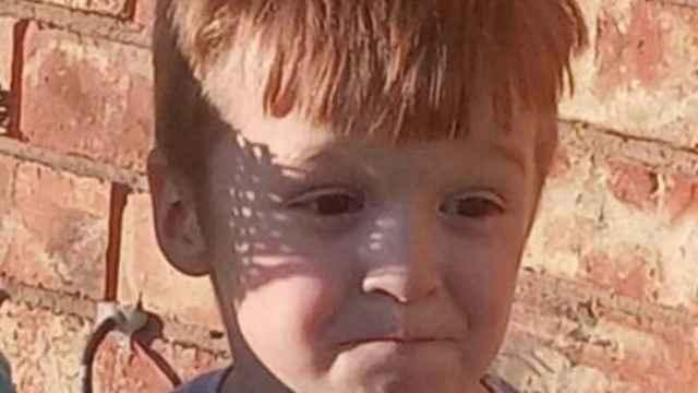 Cash Gernon, el niño asesinado.