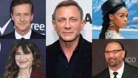 Actores de 'Puñales por la espalda 2'.