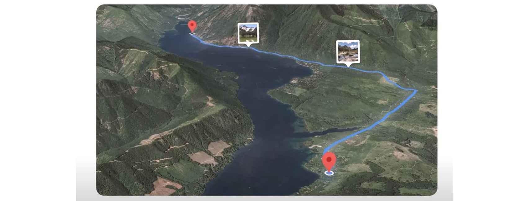 Búsquedas inteligentes en Google Maps