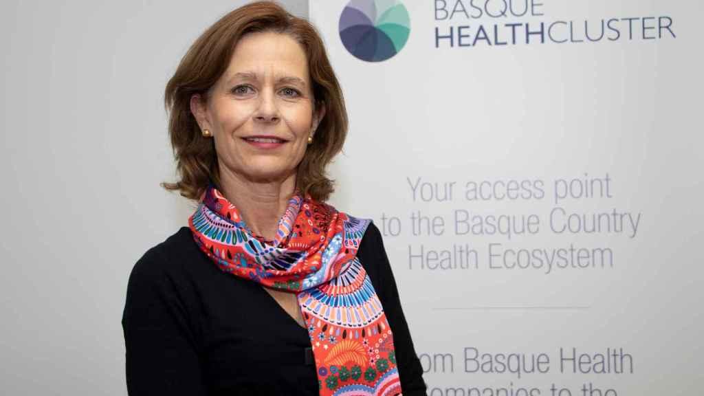 María Pascual de Zulueta, directora general de Basque Health Cluster.