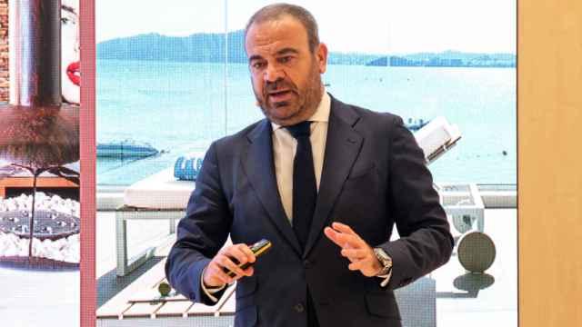 Vicepresidente ejecutivo y consejero delegado de Meliá, Gabriel Escarrer.