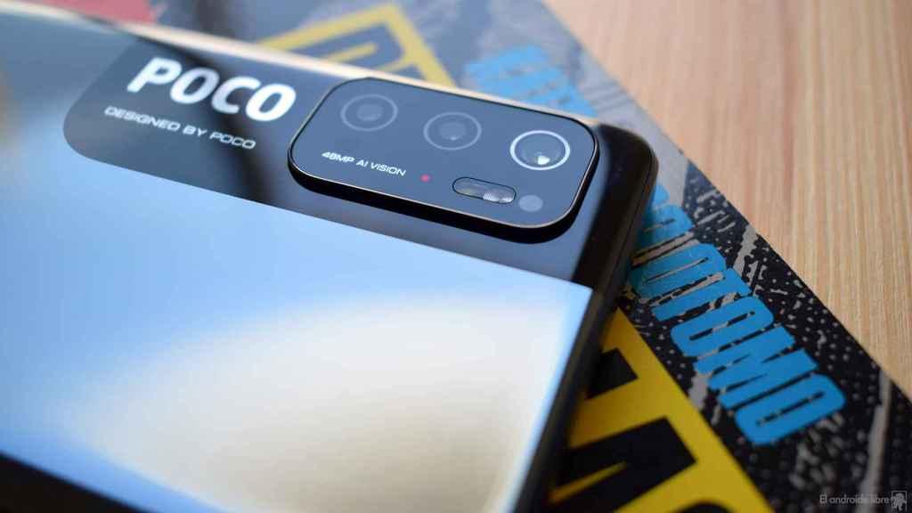 Cámaras del POCO M3 Pro 5G