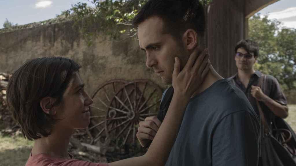 Bruna Cusí y Ricardo Gómez en 'Mia y Moi'.