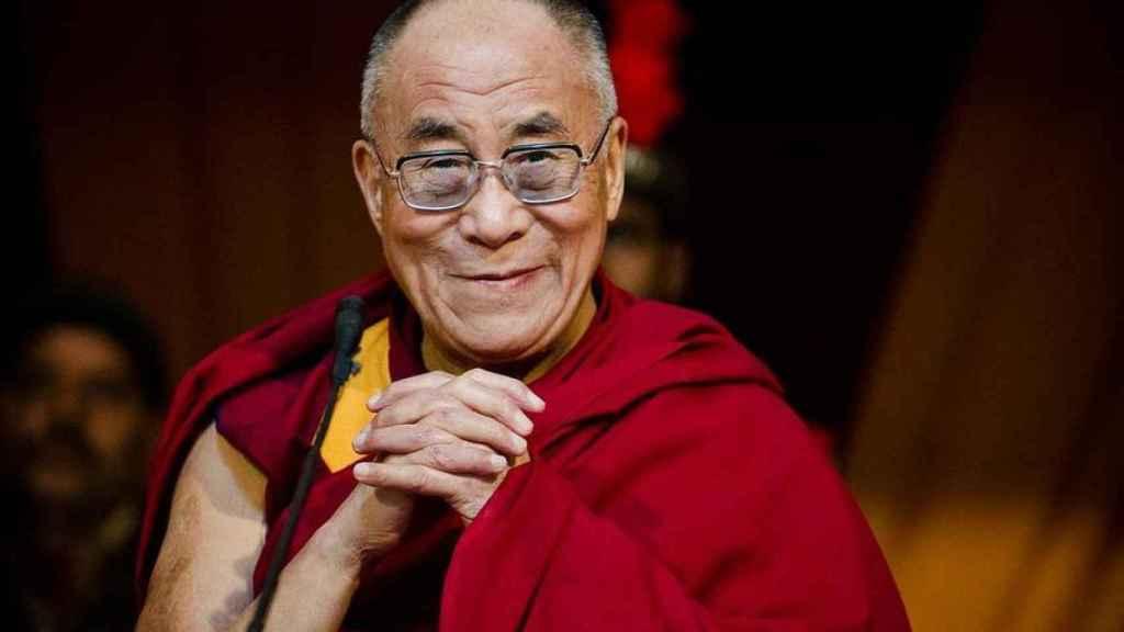 Editando al Dalái Lama el día que señalan los planetas