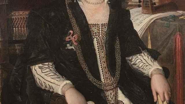 El cuadro inédito de la pintora Lavinia Fontana