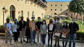 Periodistas chinos han visitado Sigüenza