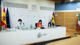 Imagen del Consejo Interterritorial de este miércoles, 19 de mayo.