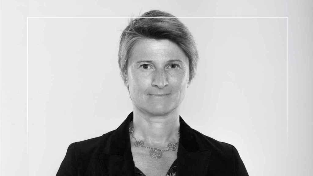 Hélène Valenzuela, directora general de Ouigo España.