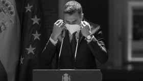 El presidente del Gobierno, Pedro Sánchez. EP