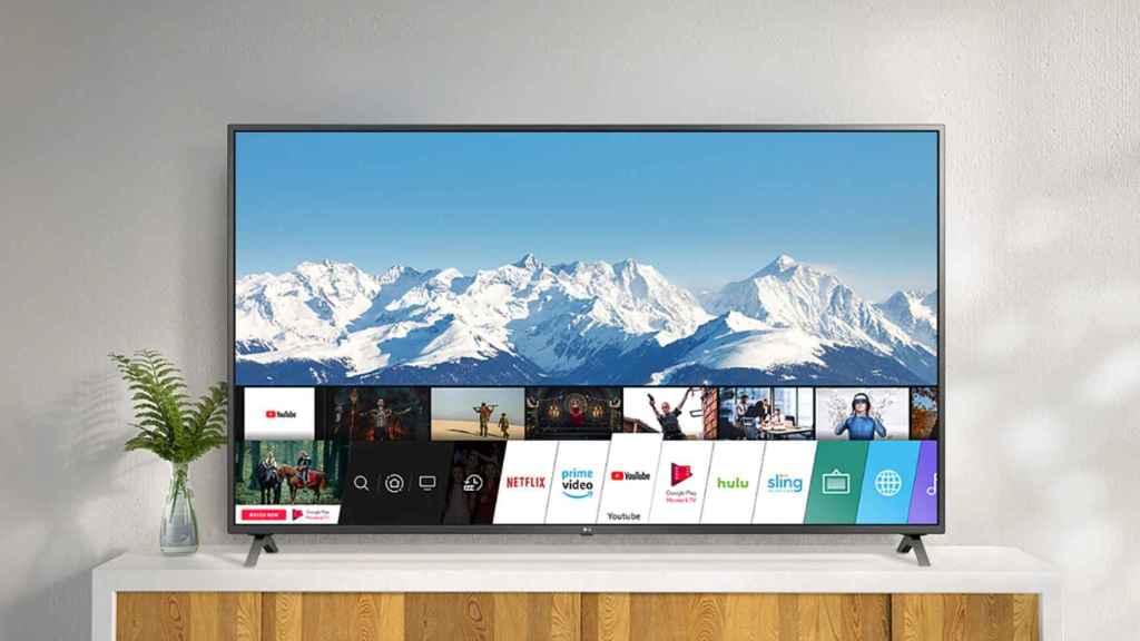 Televisor LG Serie 7