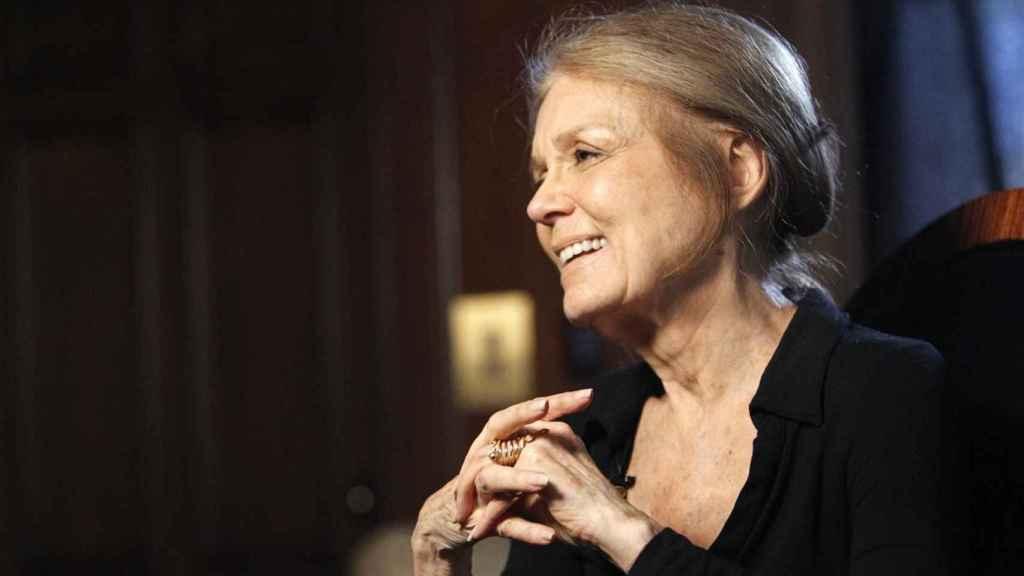 Gloria Steinem, premio Princesa de Asturias de Comunicación y Humanidades.