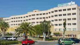 El Hospital General Universitario de Elda, donde ha fallecido el hombre de 39 años.