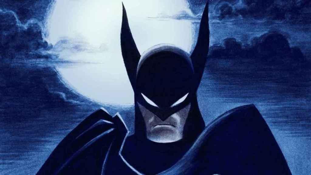 'Batman: Caped Crusader'.