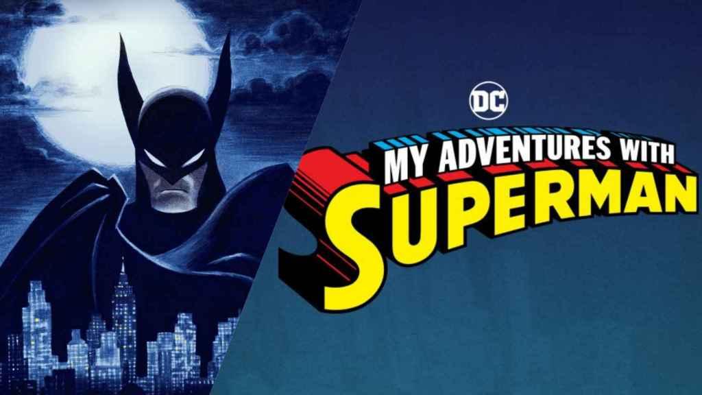 HBO Max anuncia nuevas series con Batman y Superman como protagonistas.