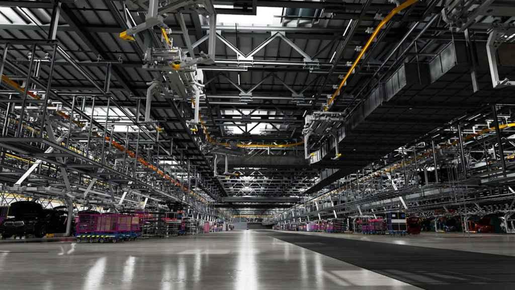 Omniverso NVIDIA y BMW combinan realidad y mundos virtuales para mostrar la fábrica del futuro