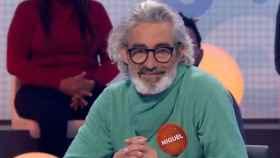 Quién es Miguel Molina, el actor (y cantante) invitado a 'Pasapalabra'