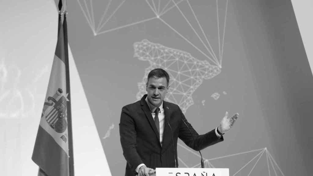 El presidente del Gobierno, Pedro Sánchez, presenta 'España 2050'