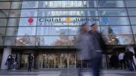 Sede del TSJ en Valencia.