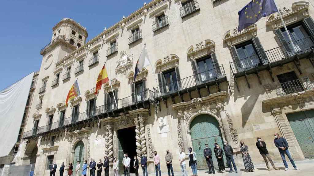 El TSJ anula el fallo que declaraba fija a una conserje interina del Ayuntamiento de Alicante