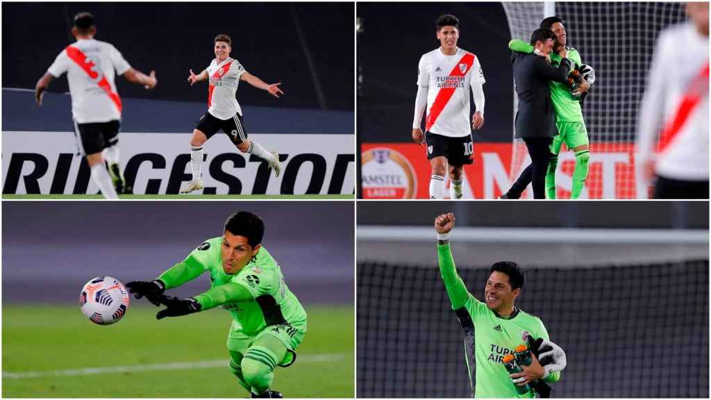 La victoria de River Plate contra Santa Fe