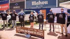 Presentación del Circuito ITF Villa de Madrid en la Ciudad de la Raqueta