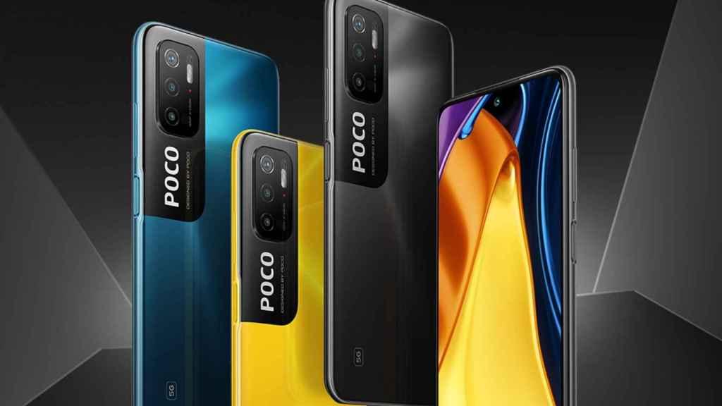5G y rendimiento a precio de derribo en POCO M3 Pro 5G
