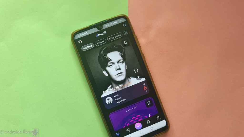 humit: una red social para compartir y descubrir música