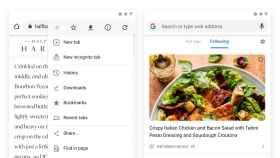 Google Reader resucita dentro de Chrome para Android