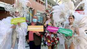 Representantes de Las Palmas de Gran Canaria en Fitur 2021