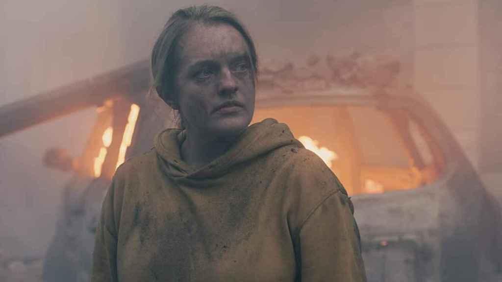 Imagen de la  temporada 4 'El cuento de la criada'.