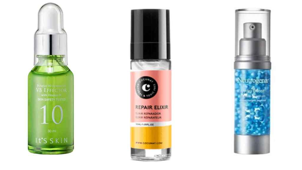 It is important to choose a serum that suits your skin's needs.