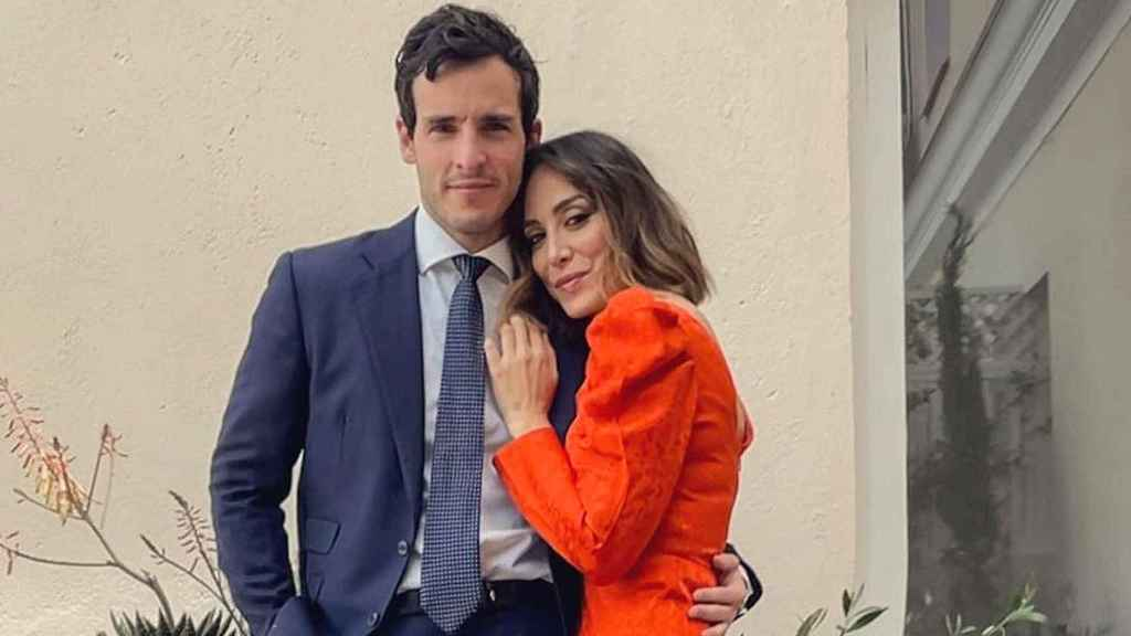 Íñigo Onieva y Tamara Falcó disfrutaron de una boda, ajenos a toda polémica.