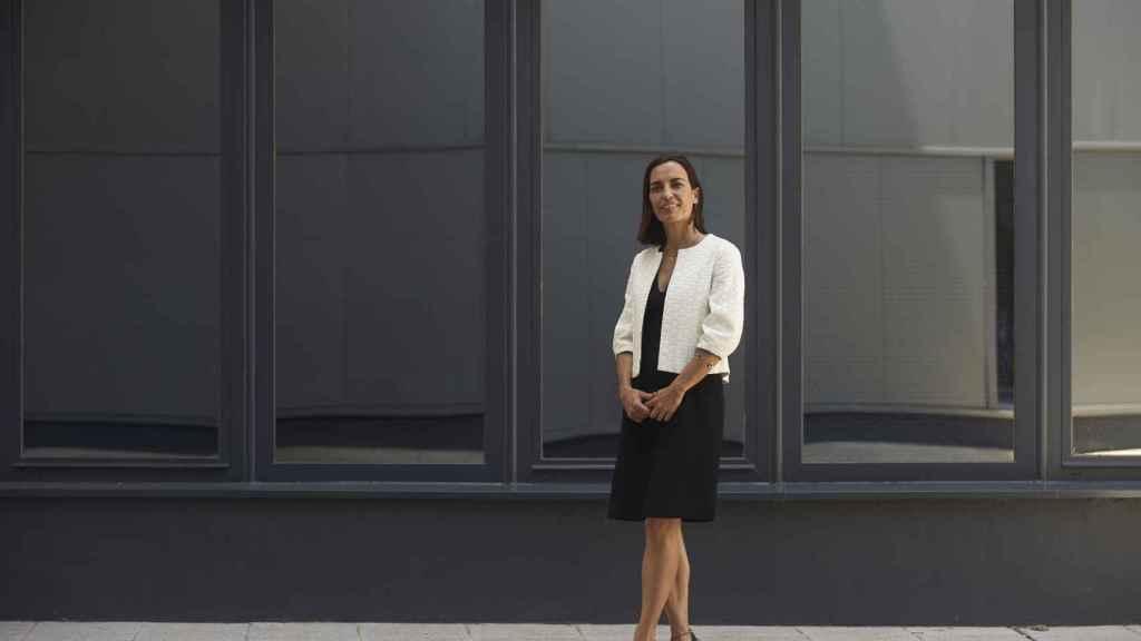 María Prieto, responsable de la Línea de Montaje Final del A400M.