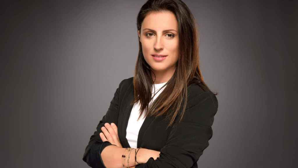 La directora de Asuntos Públicos de Danone España y Portugal, Laia Mas.