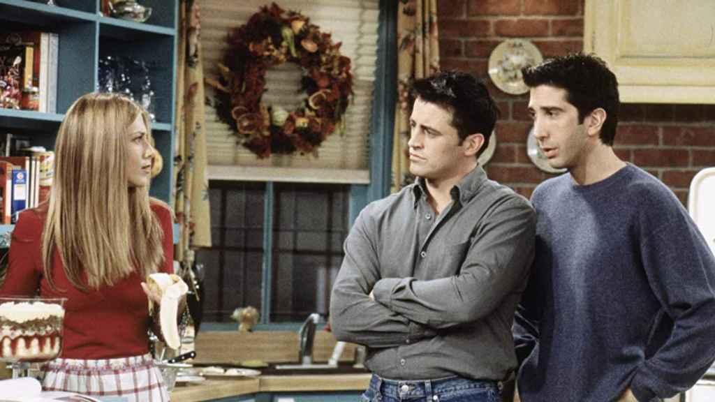 'El de cuando Ross se drogó'  ('Friends')