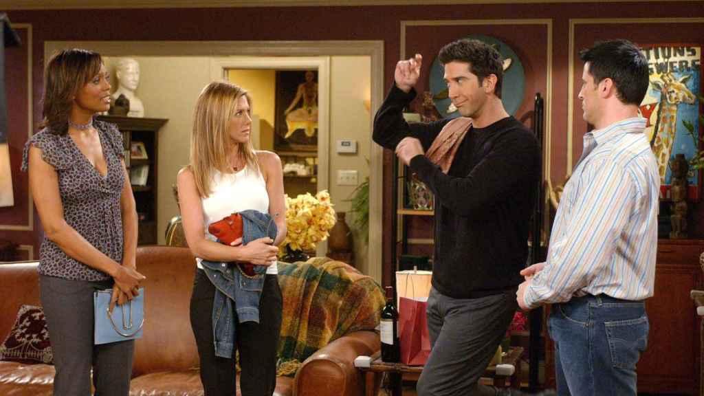 'En el que Ross está bien' ('Friends')