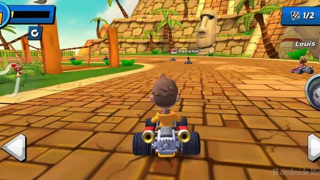 Boom Karts carrera
