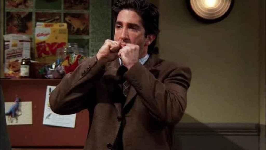 'El del sándwich de Ross' (Friends')